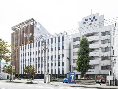 習志野第一病院(周辺)