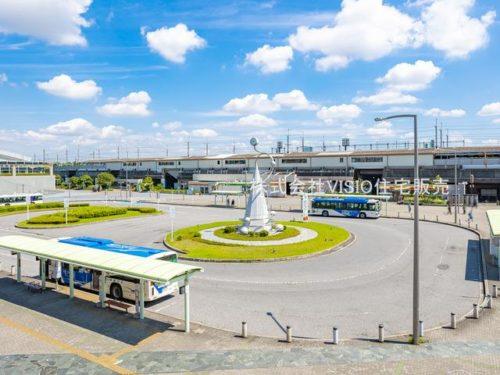 京葉線「新習志野」駅(周辺)