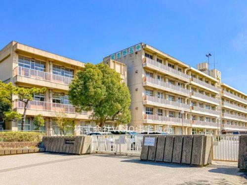 習志野市立第五中学校(周辺)