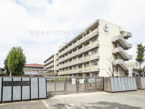 習志野市立第七中学校(周辺)