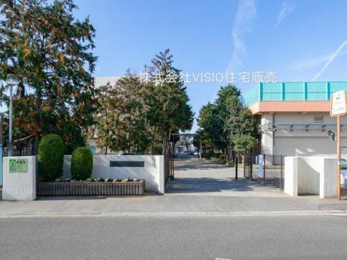 船橋市立三山中学校(周辺)