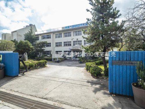 八千代市立大和田南小学校(周辺)